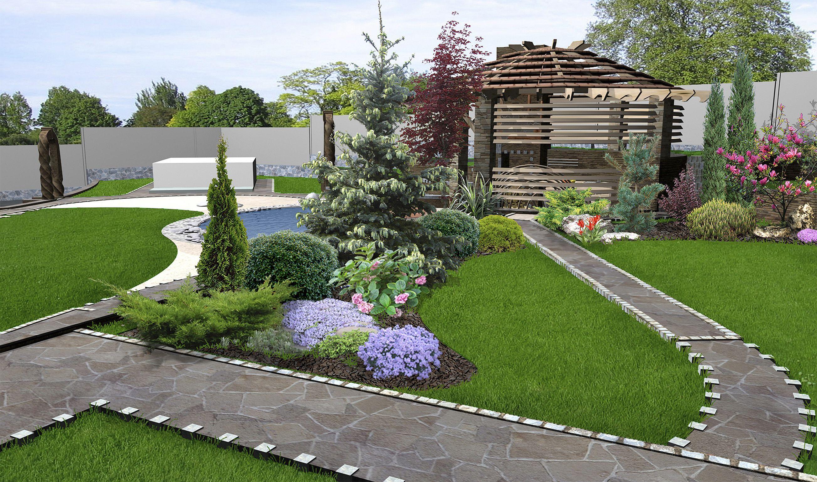 Construcción de jardines en Benidorm