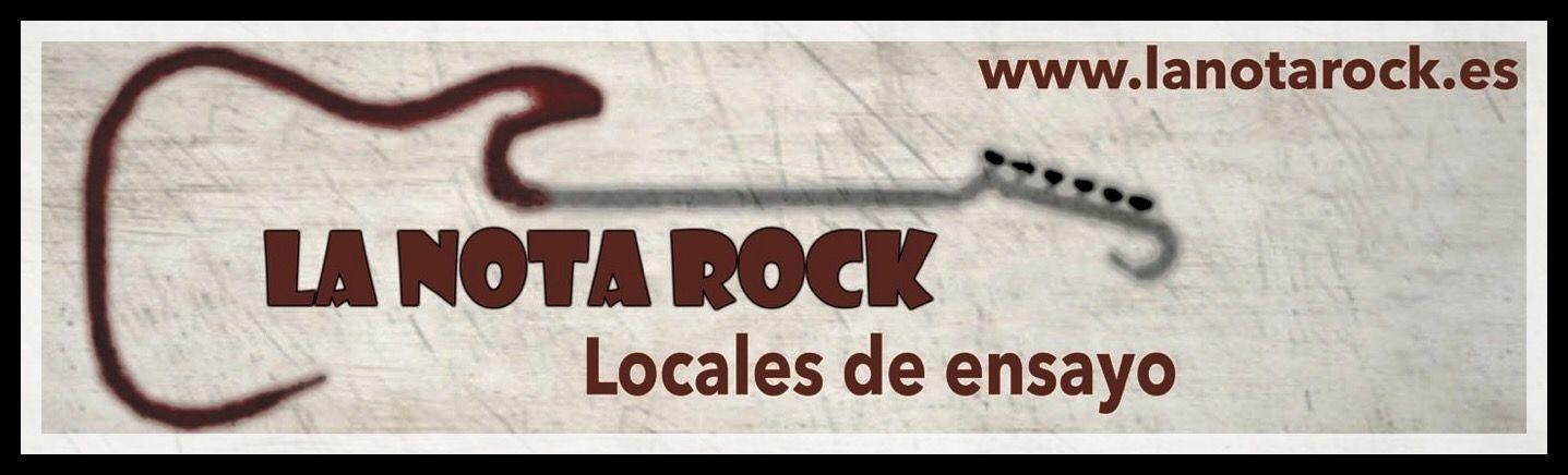 Locales de ensayo exterior la Nota Rock