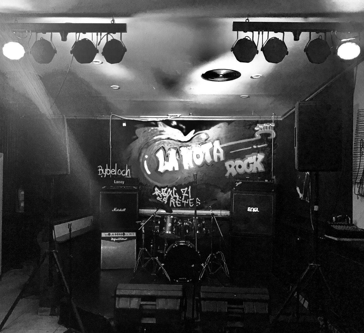 Sala de concierto La Nota Rock