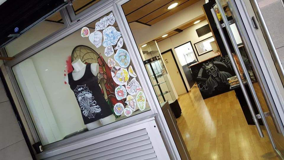 Foto 1 de Tatuajes en Santa Coloma de Gramenet | Under Skin Tattoo Santa Co