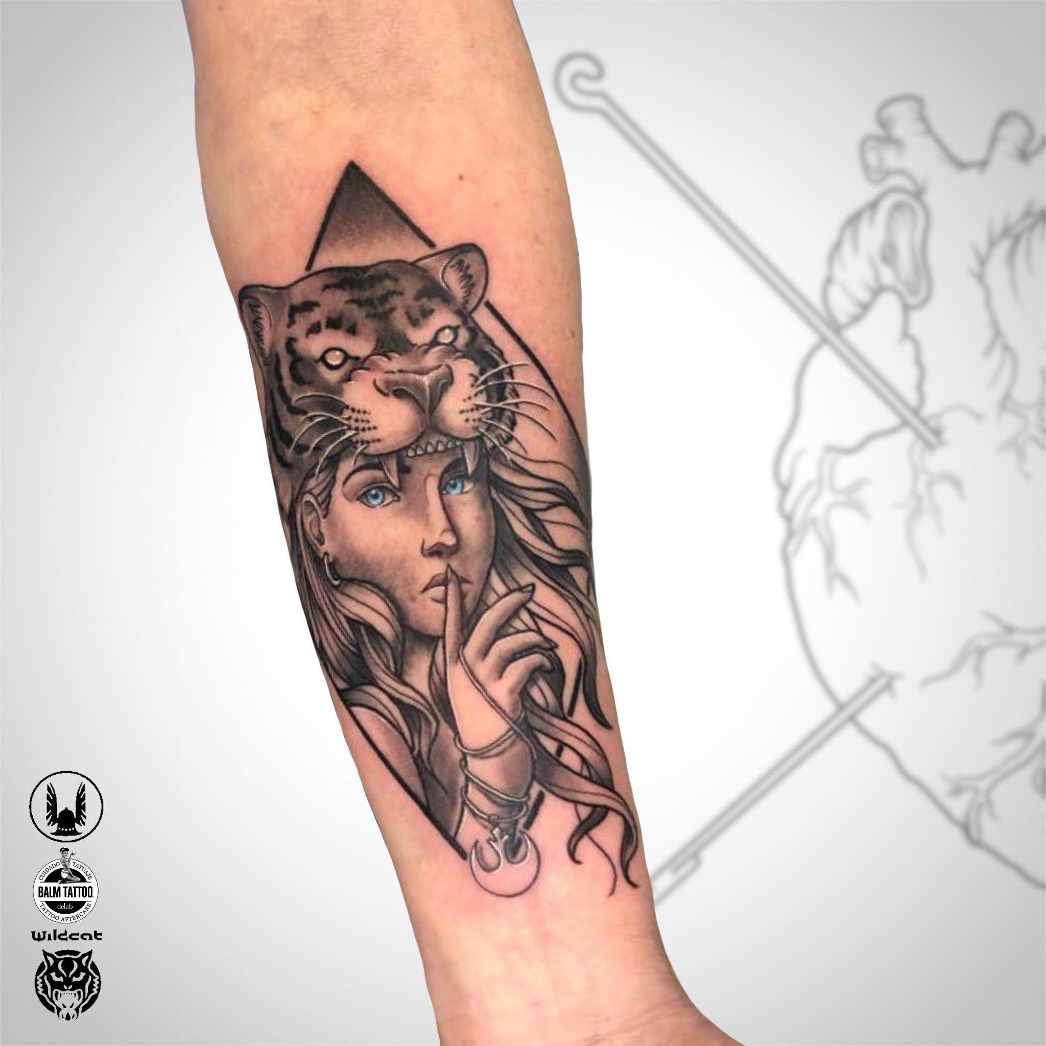 Estudio de tatuajes Santa Coloma de Gramenet
