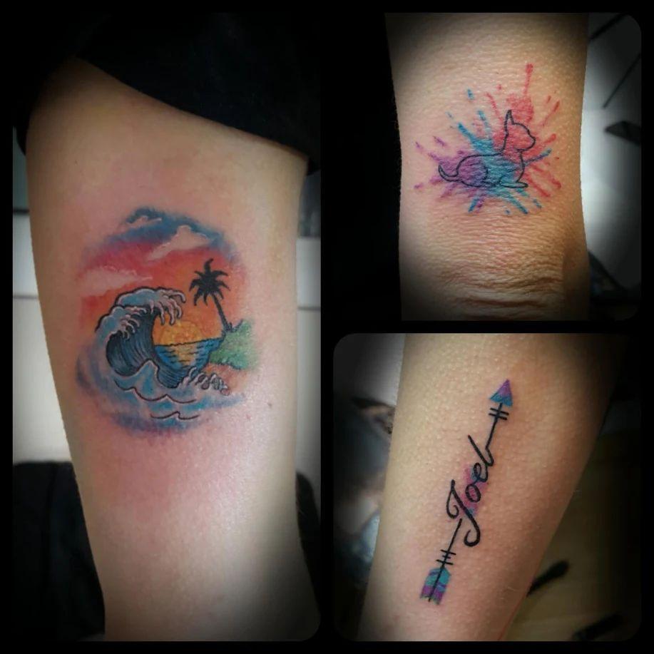 Foto 45 de Tatuajes en Santa Coloma de Gramenet   Under Skin Tattoo Santa Co