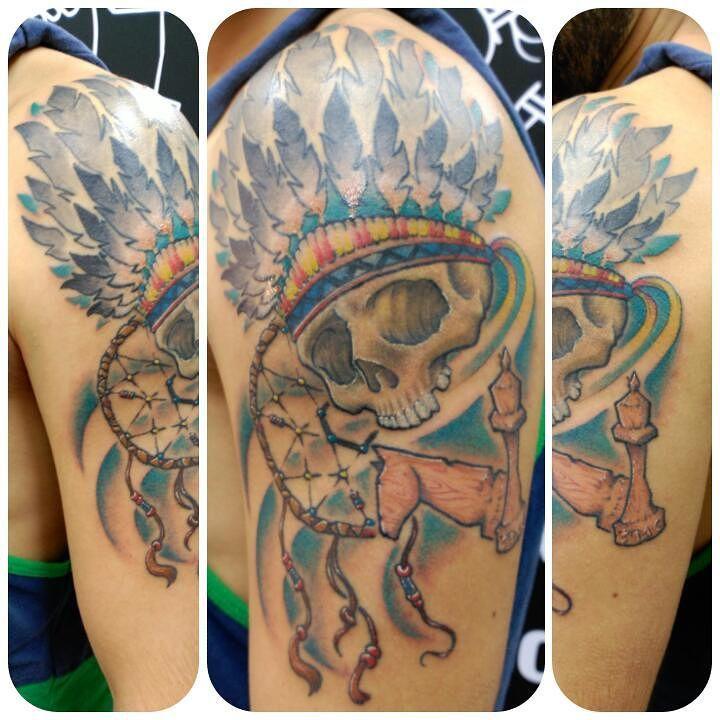Foto 71 de Tatuajes en Santa Coloma de Gramenet | Under Skin Tattoo Santa Co