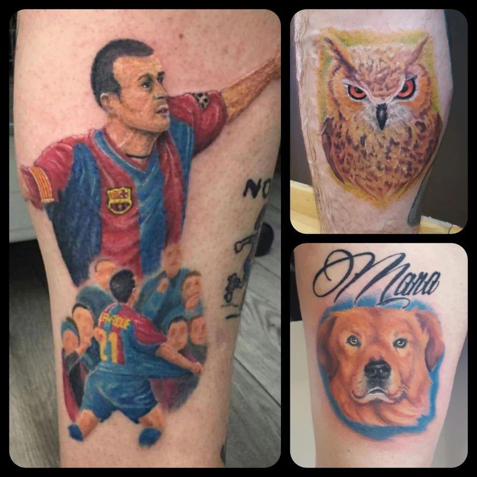 Foto 83 de Tatuajes en Santa Coloma de Gramenet   Under Skin Tattoo Santa Co