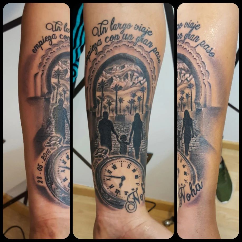 Foto 102 de Tatuajes en Santa Coloma de Gramenet | Under Skin Tattoo Santa Co