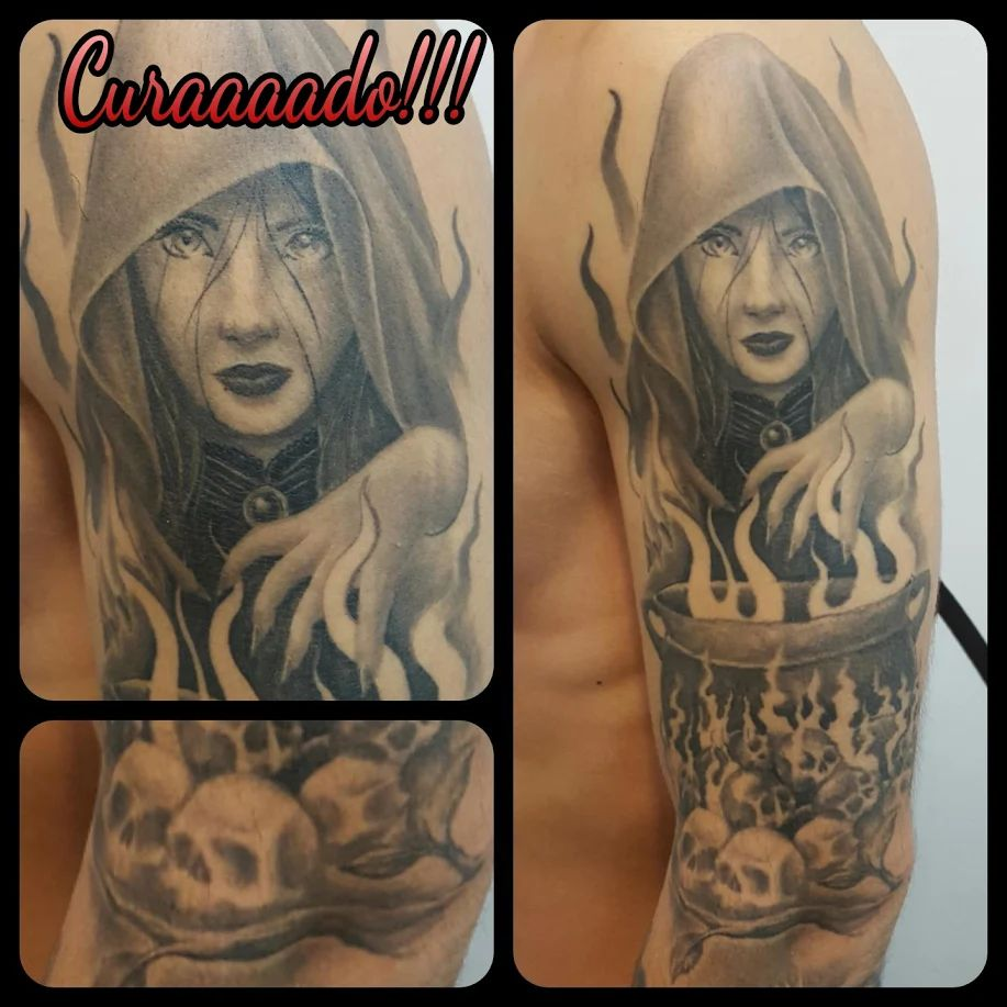 Foto 64 de Tatuajes en Santa Coloma de Gramenet | Under Skin Tattoo Santa Co