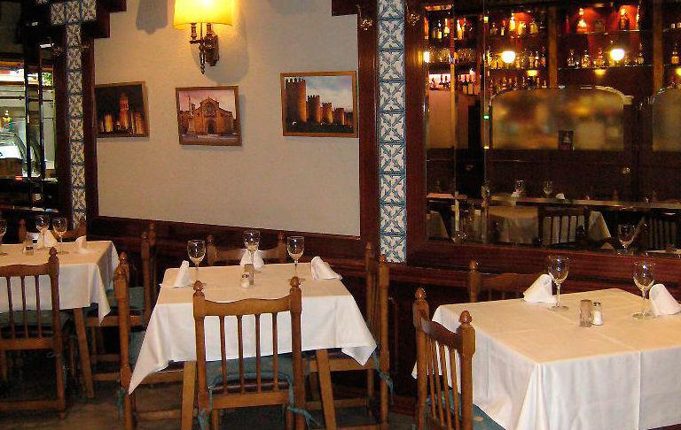 Cocina casera castellana con productos de la mejor calidad en Madrid