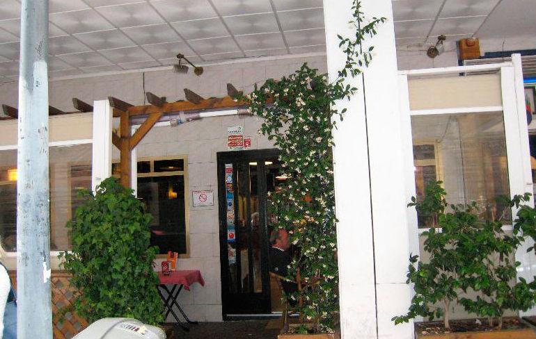 La Celestina, restaurante en el barrio de Salamanca (Madrid)