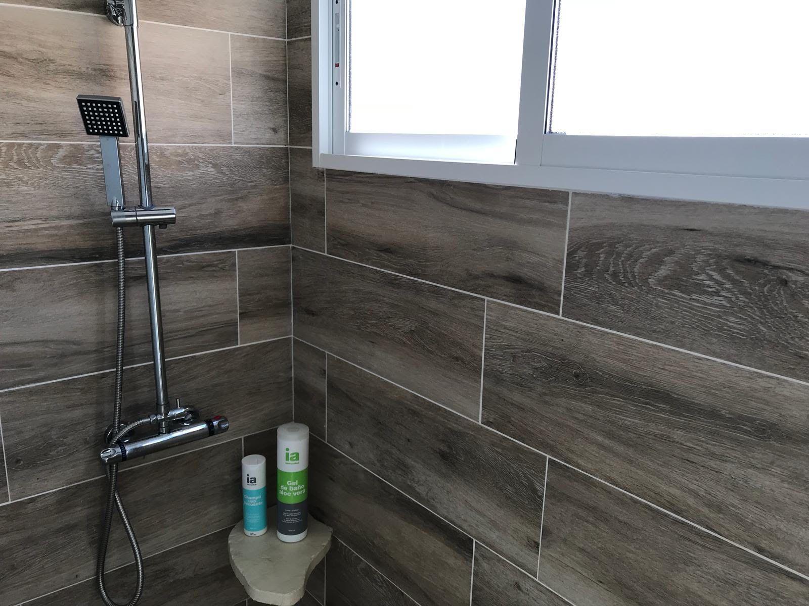 Reforma de baños en Alicamte
