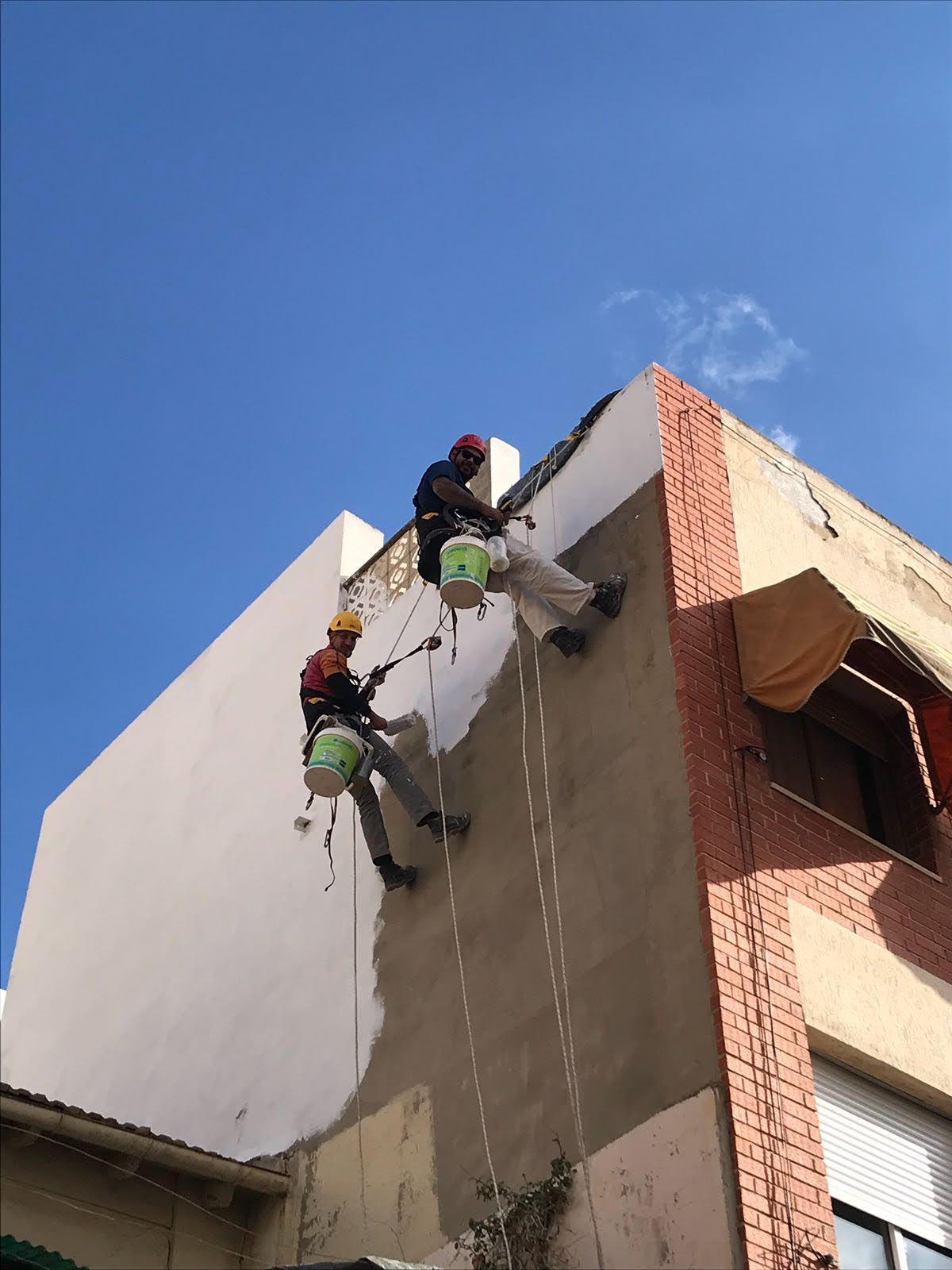 Trabajos en altura en Alicante