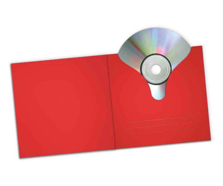 Carpeta Porta-CD