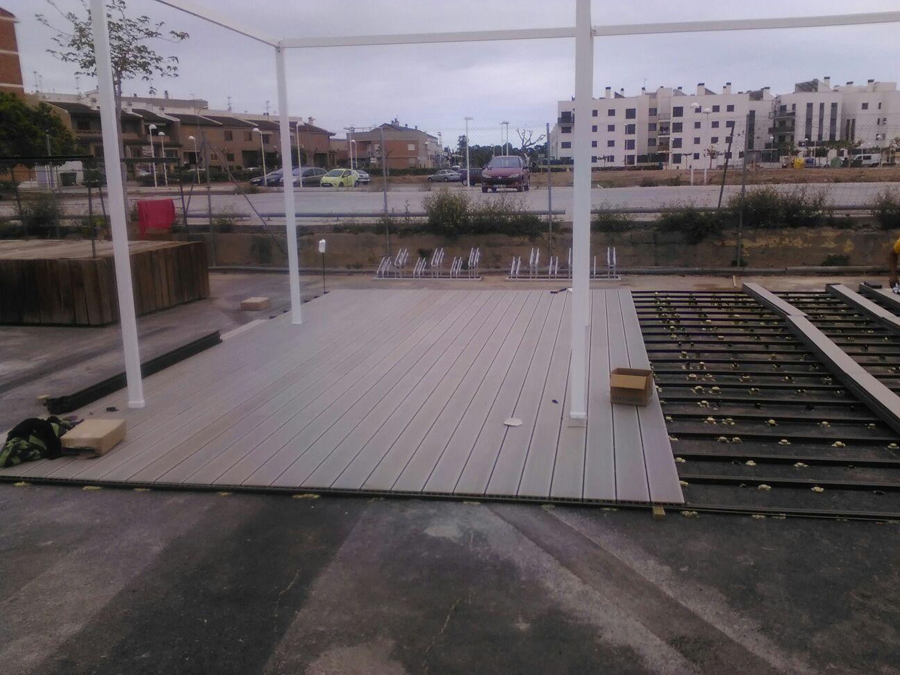 Foto 9 de Venta de parquet en Valencia en Chiva | Vimo Parquets