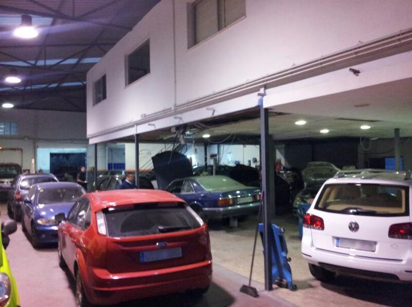 Revisiones de autos multimarca