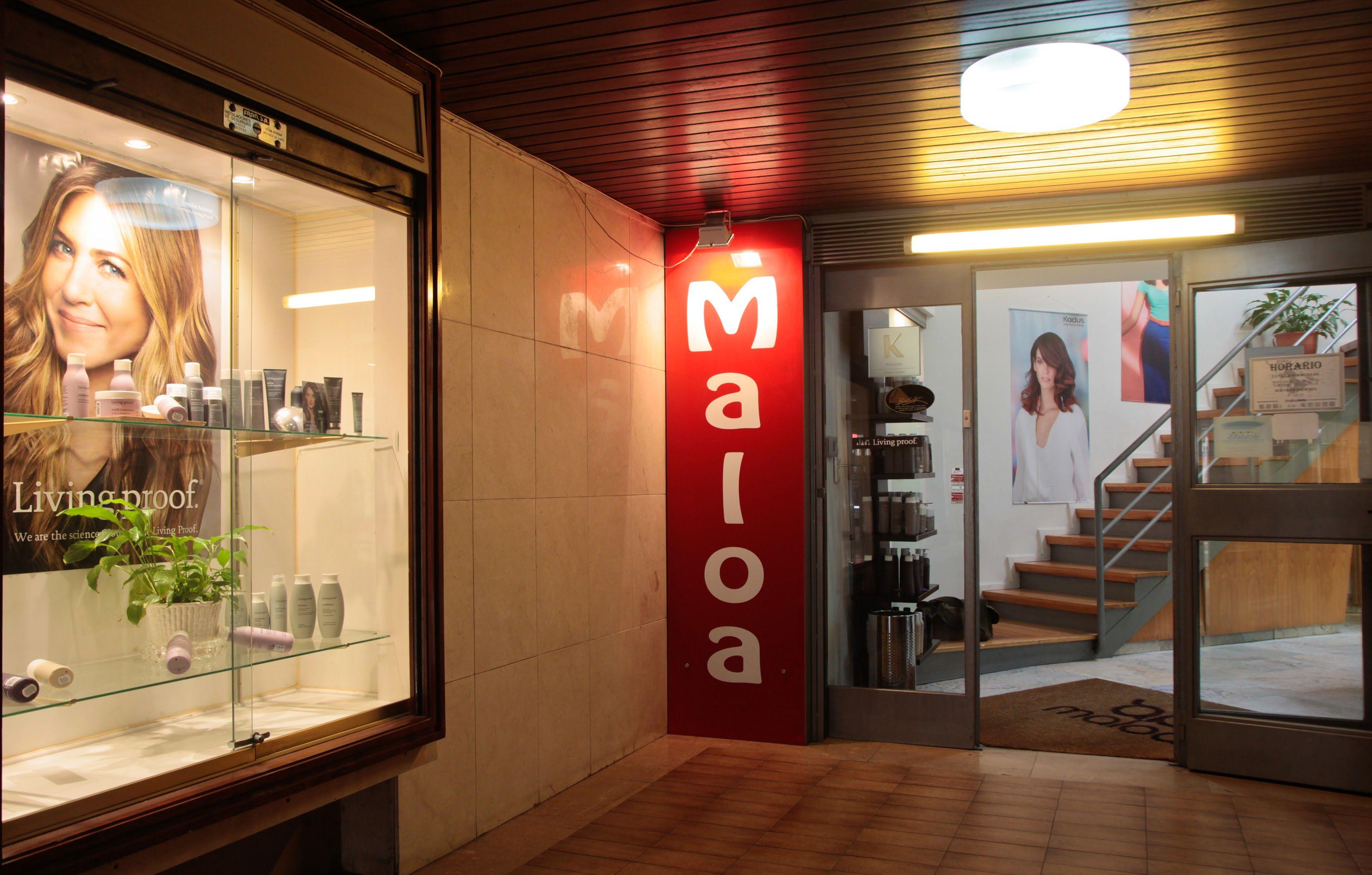 Foto 7 de Peluquerías de hombre y mujer en Donostia | Peluquería Maloa