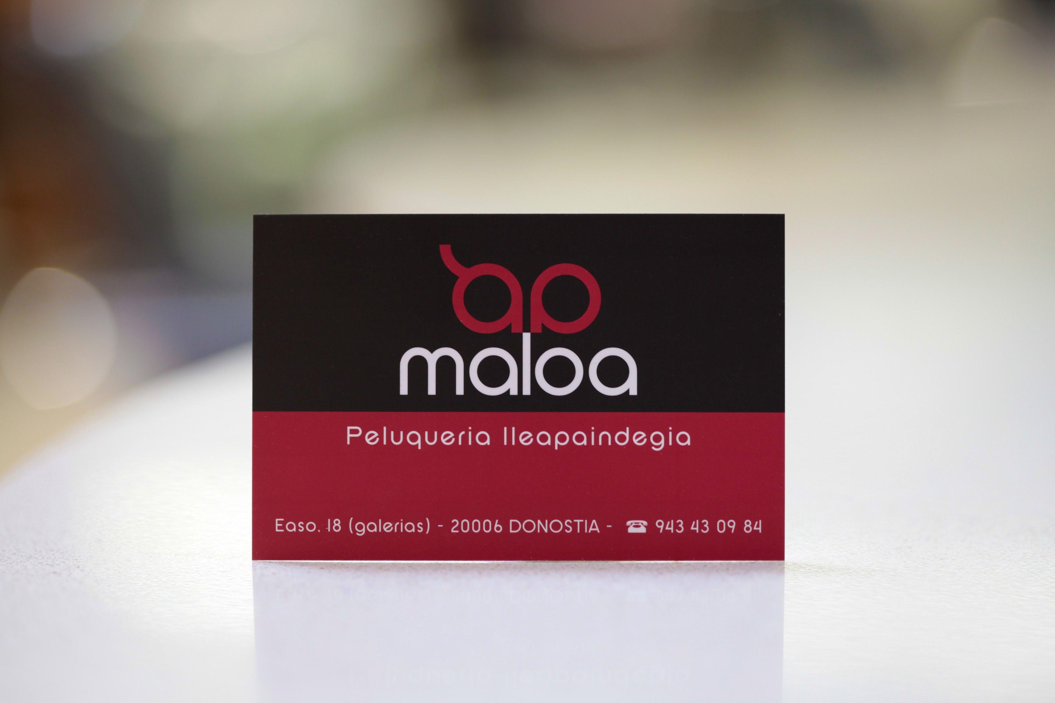 Foto 5 de Peluquerías de hombre y mujer en Donostia | Peluquería Maloa