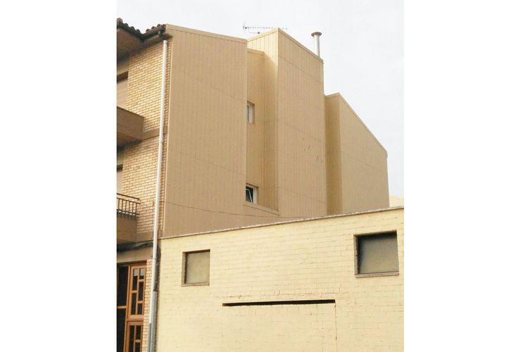 Impermeabilización de tabiques pluviales en Lleida