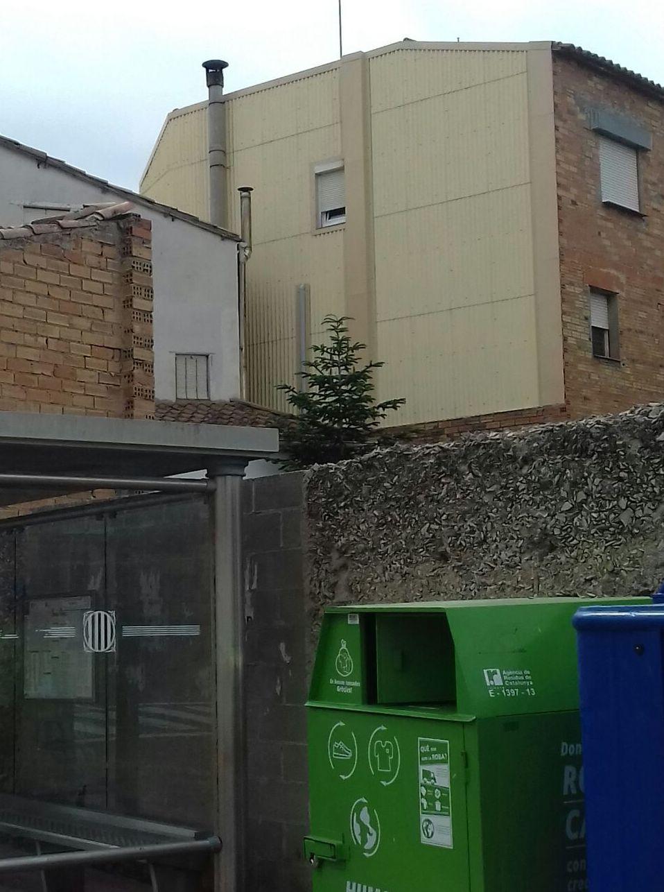 Foto 12 de Instalación de tabiques pluviales en  | Bon Tabic