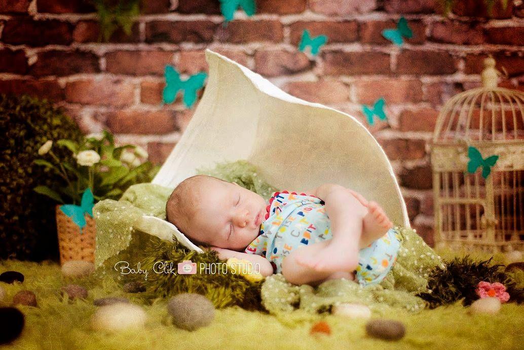 Foto 41 de Estudios de fotografía en  | Baby Clik Photo Studio