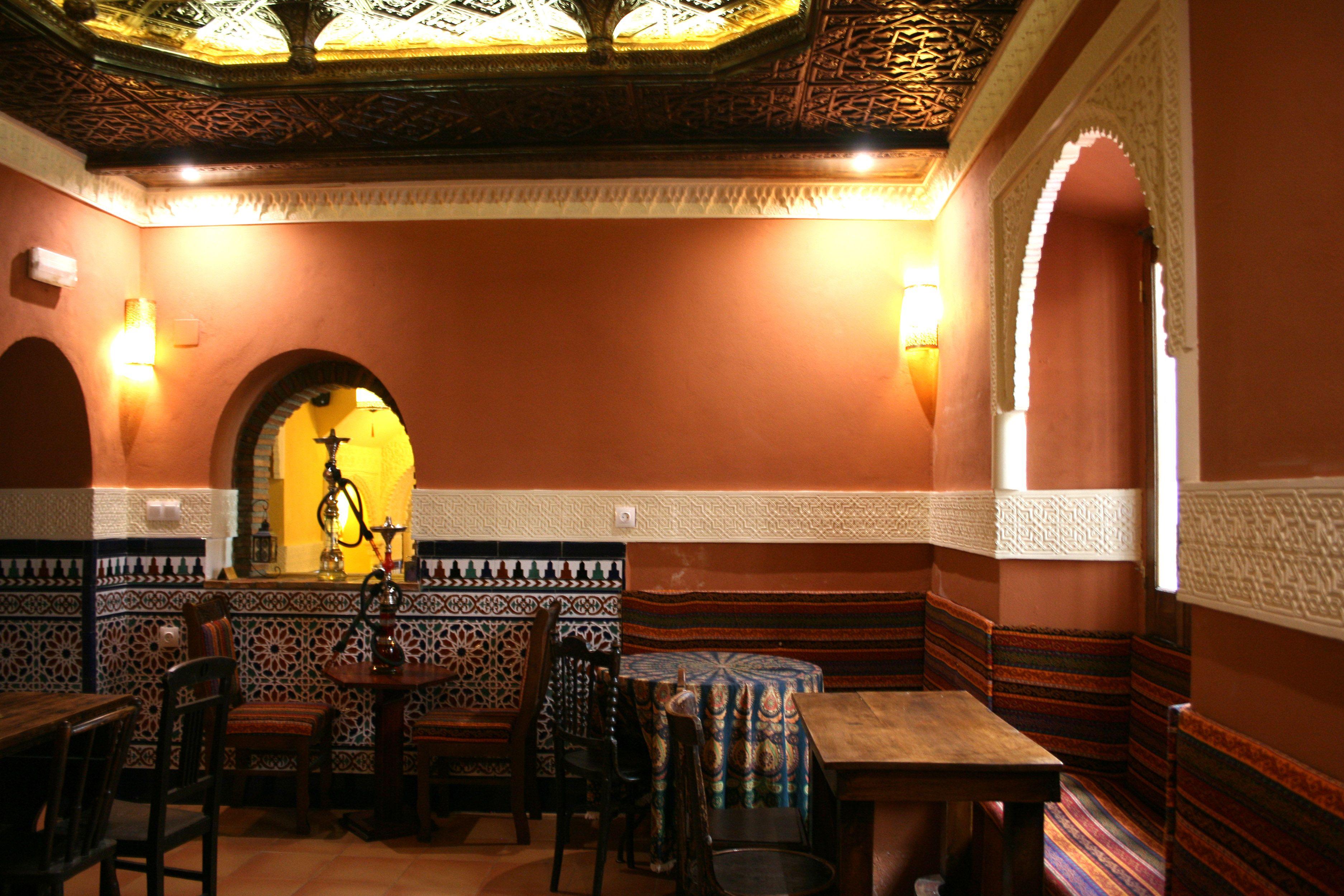 Foto 2 de Tetería y restaurante de comida árabe en Granada en Granada   Tetería Alfaguara