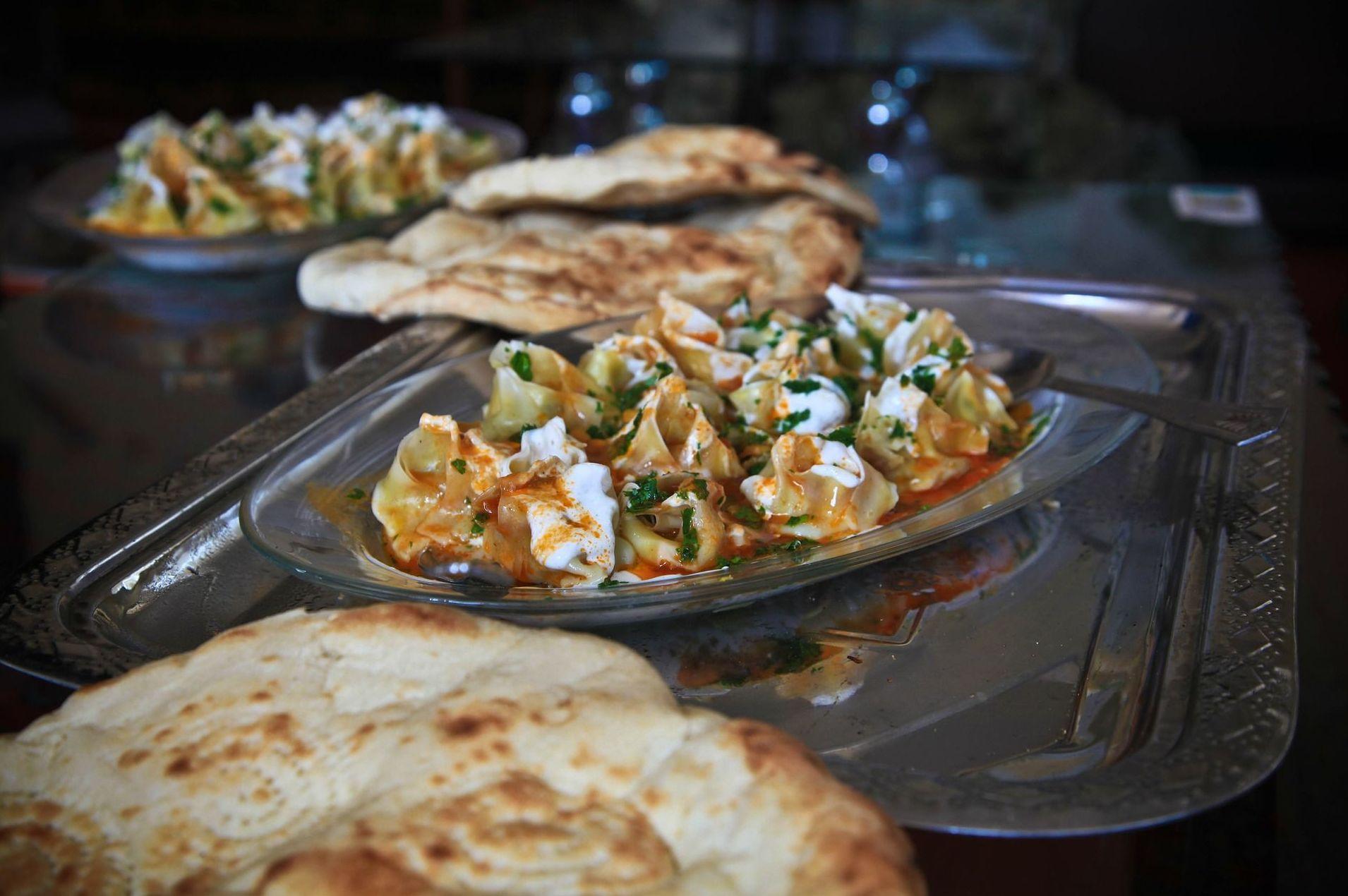 Restaurante de cocina marroquí en Granada
