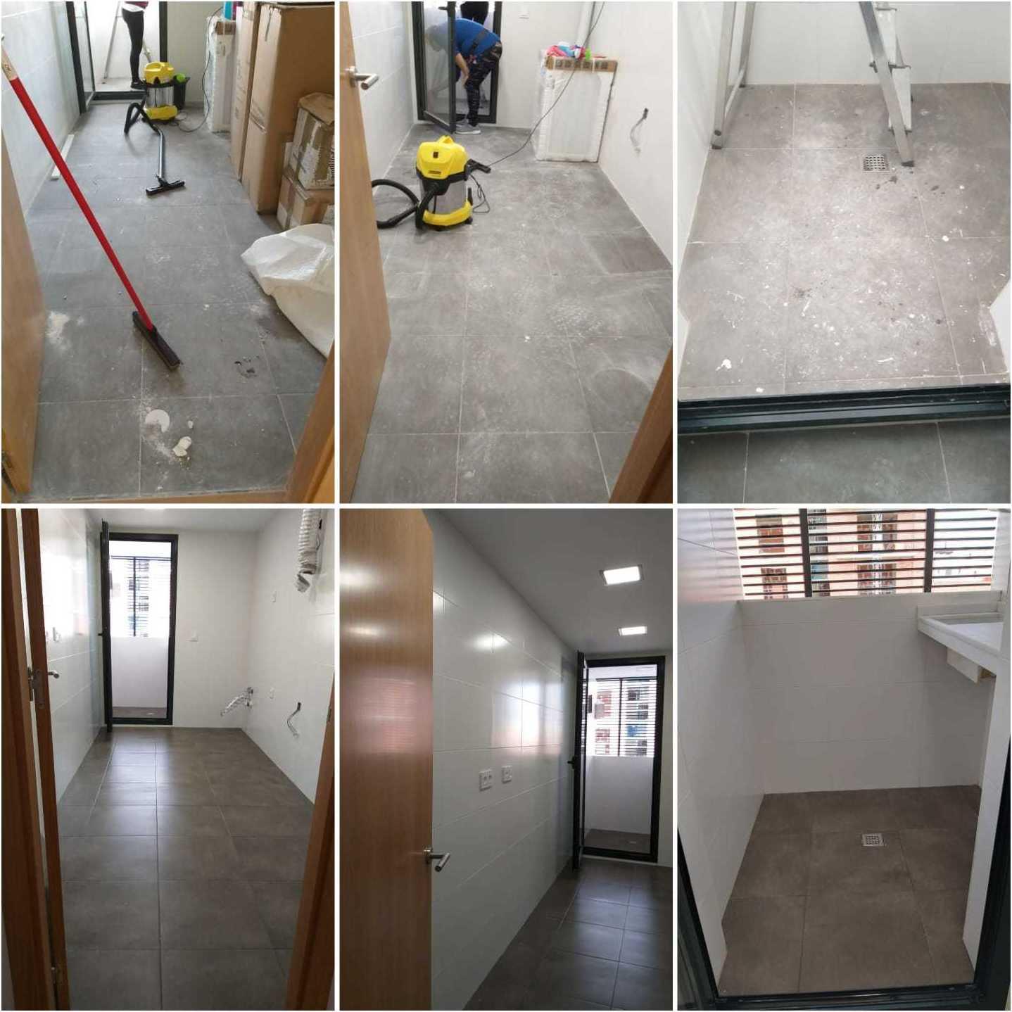 Foto 4 de Limpiezas para empresas y particulares en Aguadulce | Limpiezas La Morena
