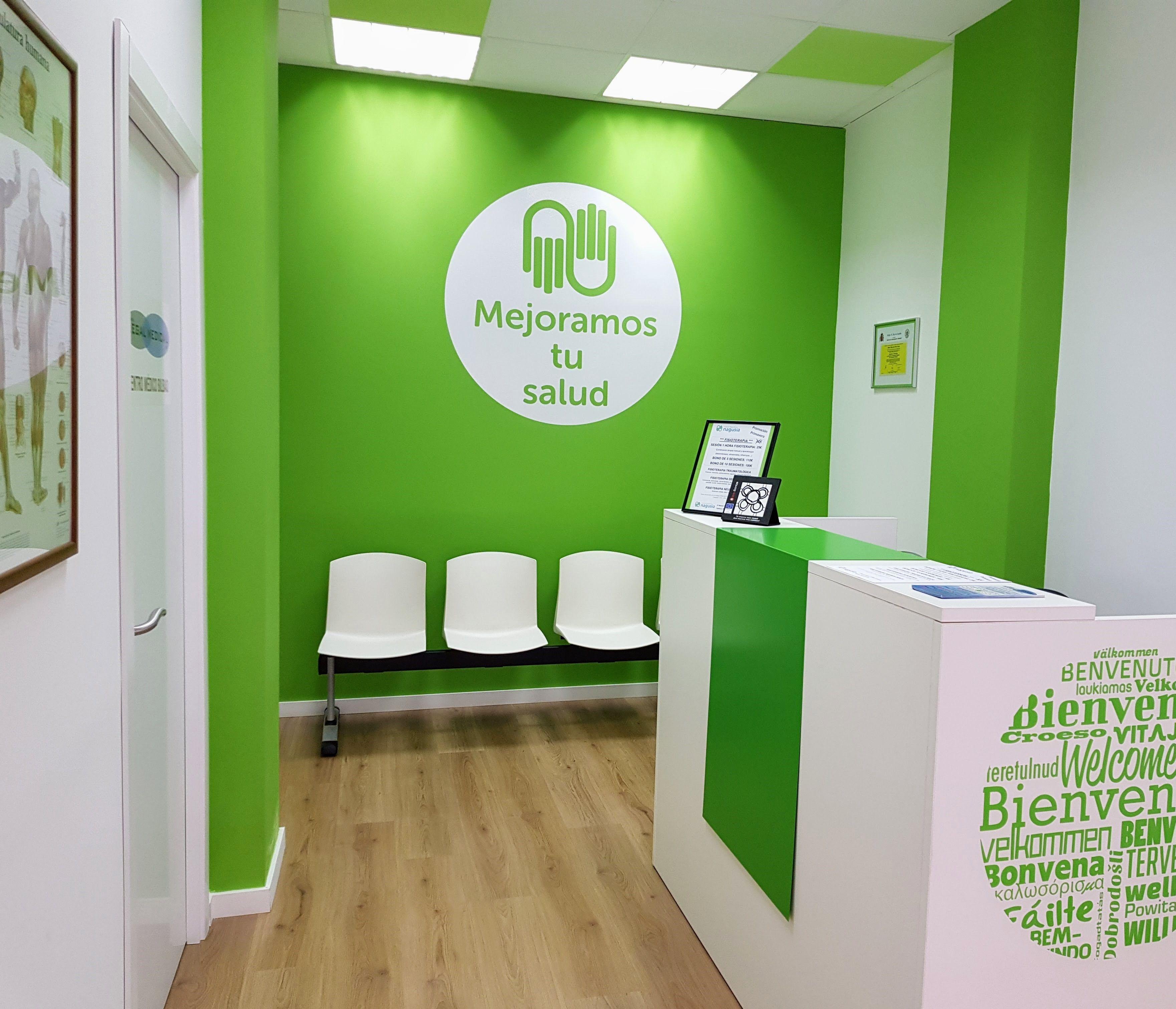 Clínica de Fisioterapia y Osteopatía en Bilbao
