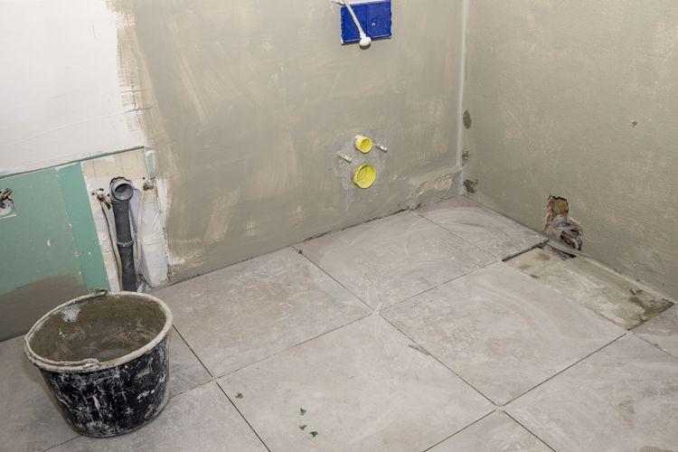 Construcciones de cuartos de baño