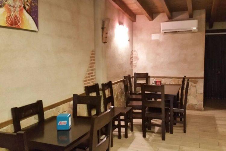 Interior de nuestro bar en Trijueque