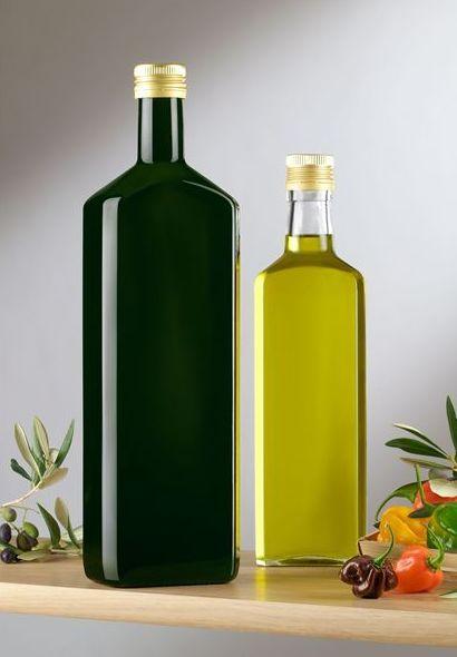 Pintura industrial botellas de vidrio