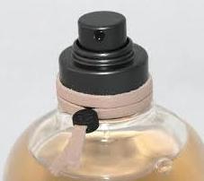 Pintado tapones y bombas perfumería