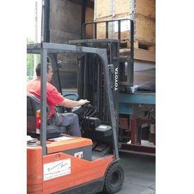 Transporte de materiales : Servicios   de PIME Pintura Industrial