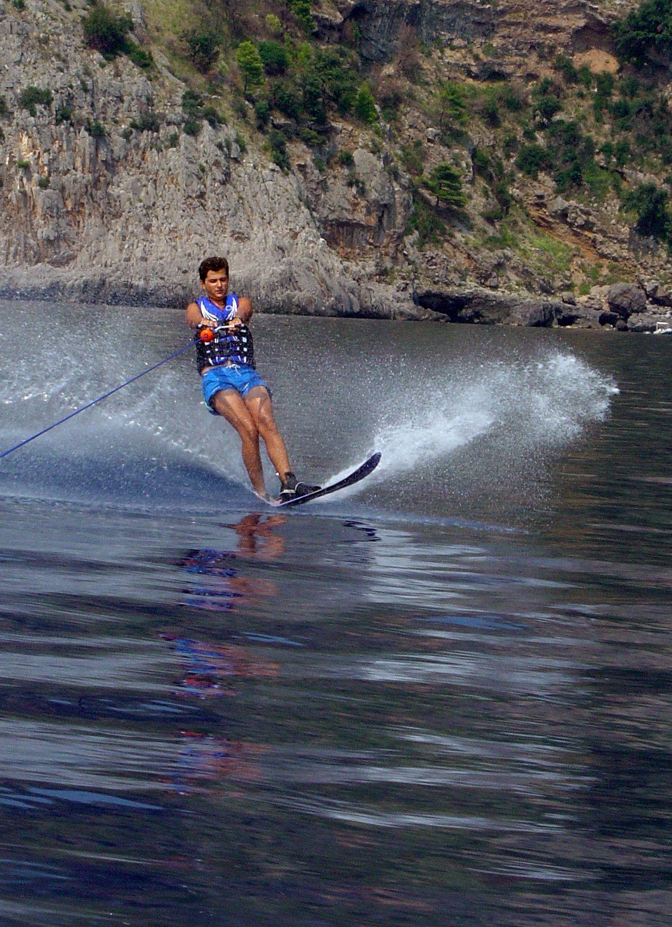 Eslalon de esquí náutico: Servicios de Gimnasio Equacat