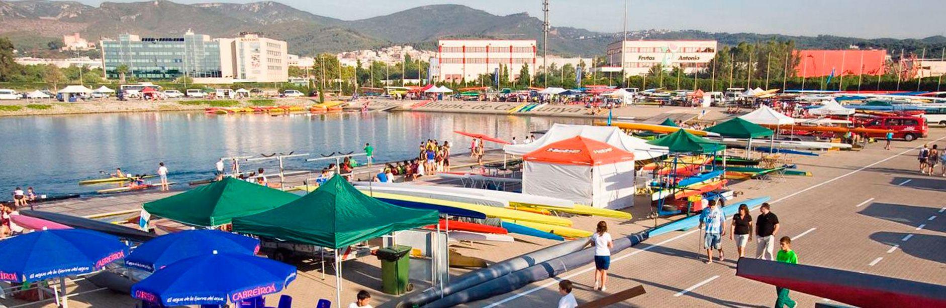 Organización de eventos deportivos en Castelldefels, Barcelona
