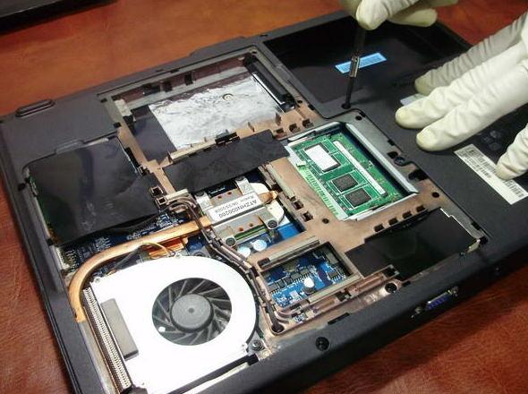Reparaciones: Servicios de Informática Valdespartera