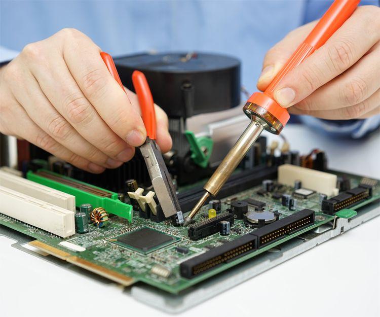 Profesionales en la reparación de ordenadores