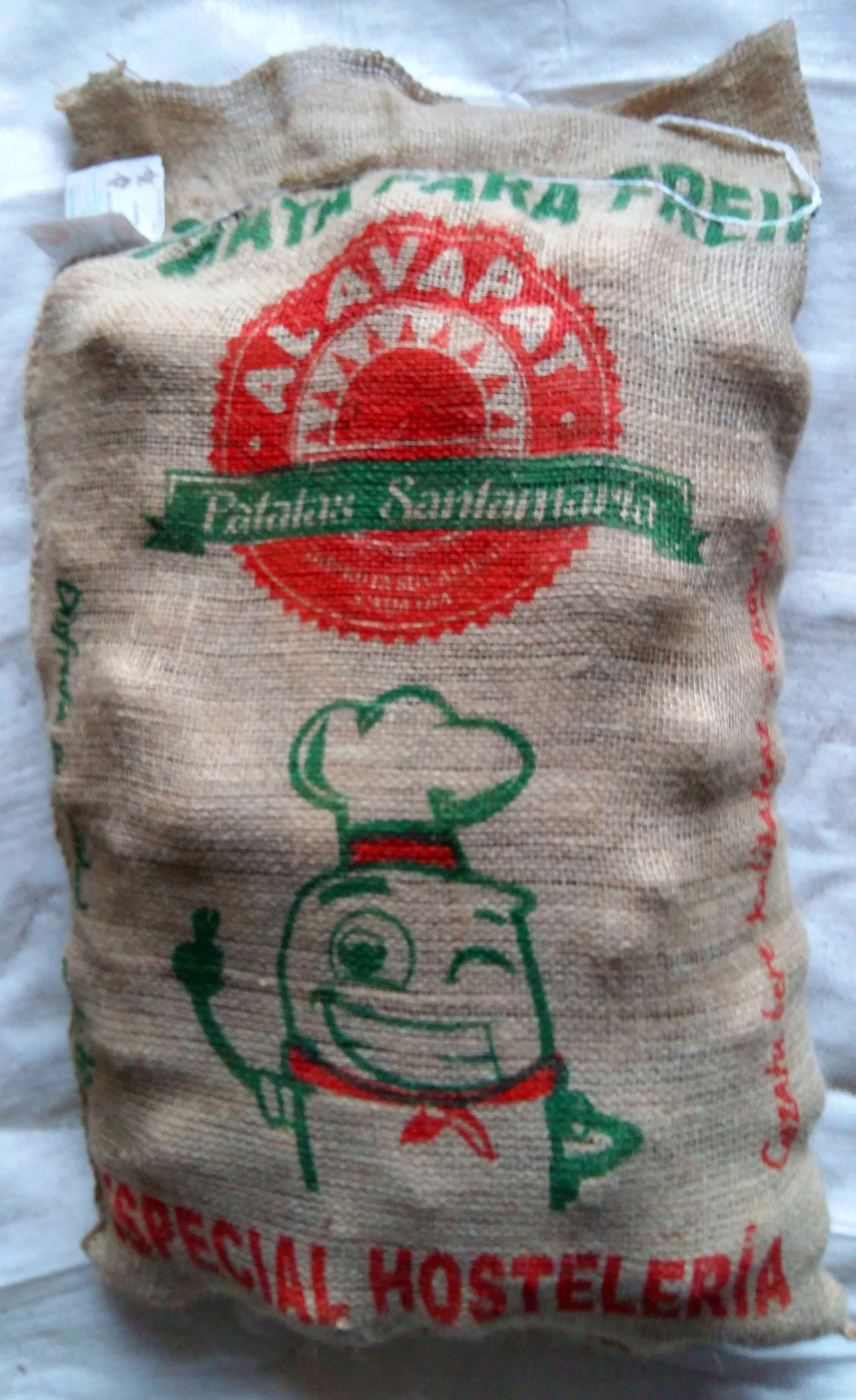 ALAVAPAT YUTE: Productos de Patatas Santamaría