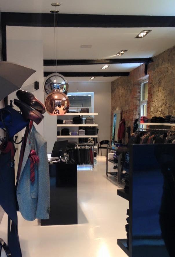 Visita nuestra tienda para el hombre en Santander