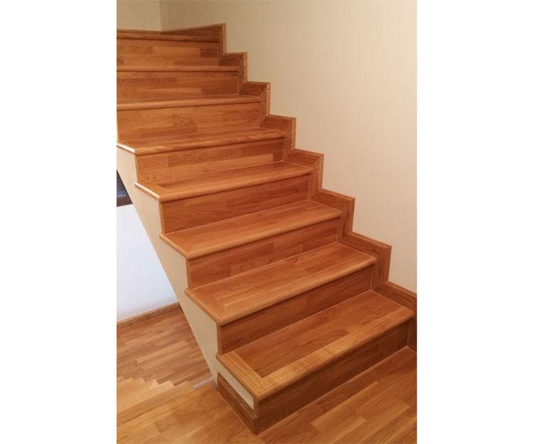Escaleras de maderas
