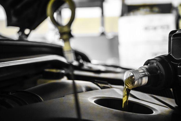Cambio de aceite de automóviles en Madrid