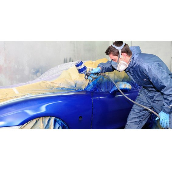 Taller de chapa y pintura: Servicios de Talleres Miraz