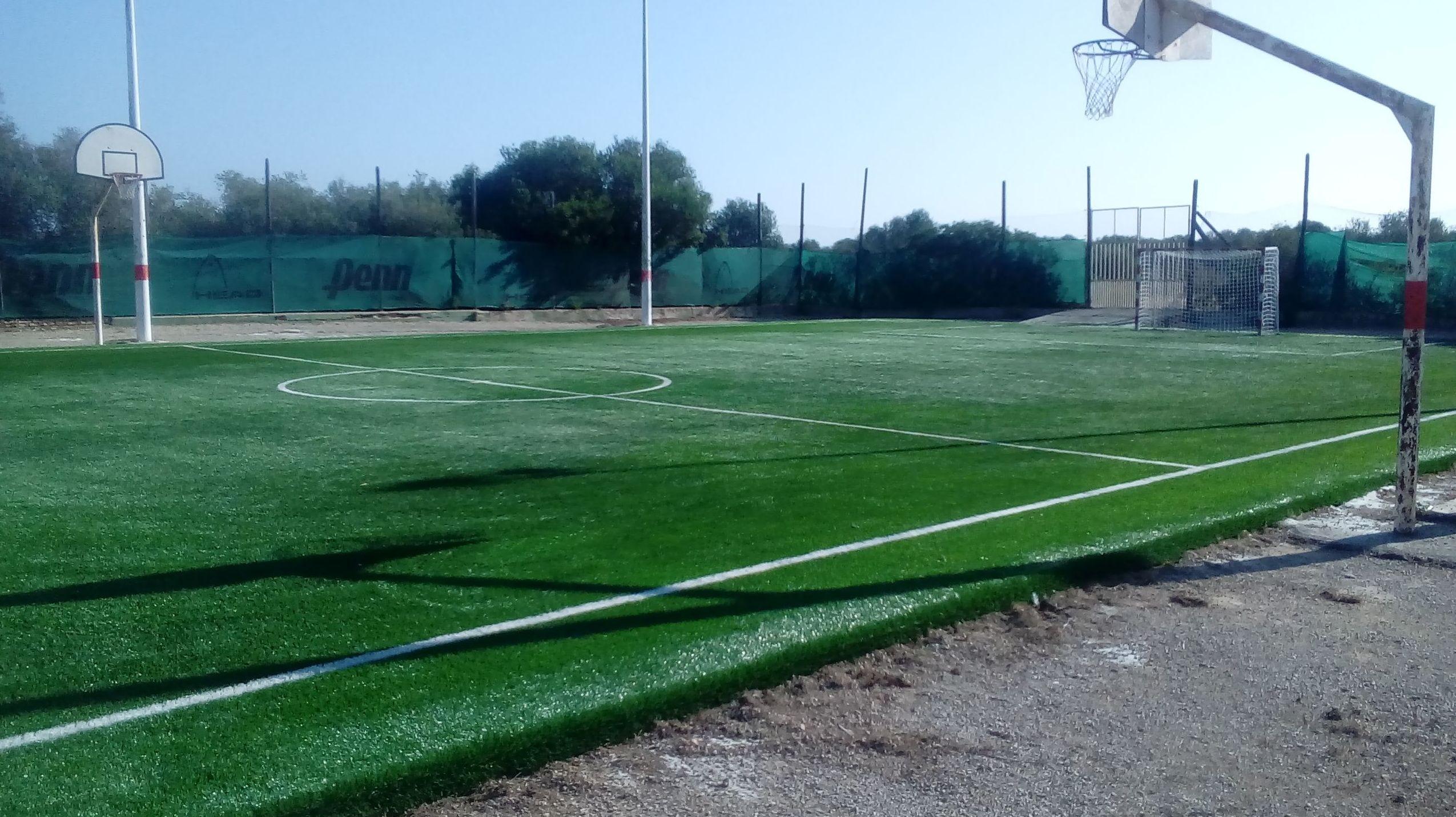 Nuevo campo