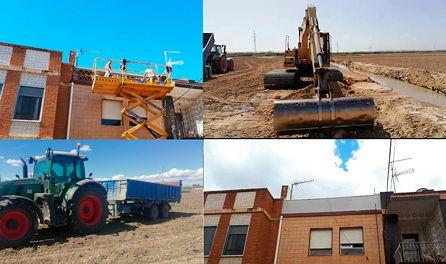 Excavaciones y movimientos de tierra: Servicios de Terravalencia