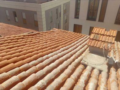 Tejados y cubiertas en Valencia