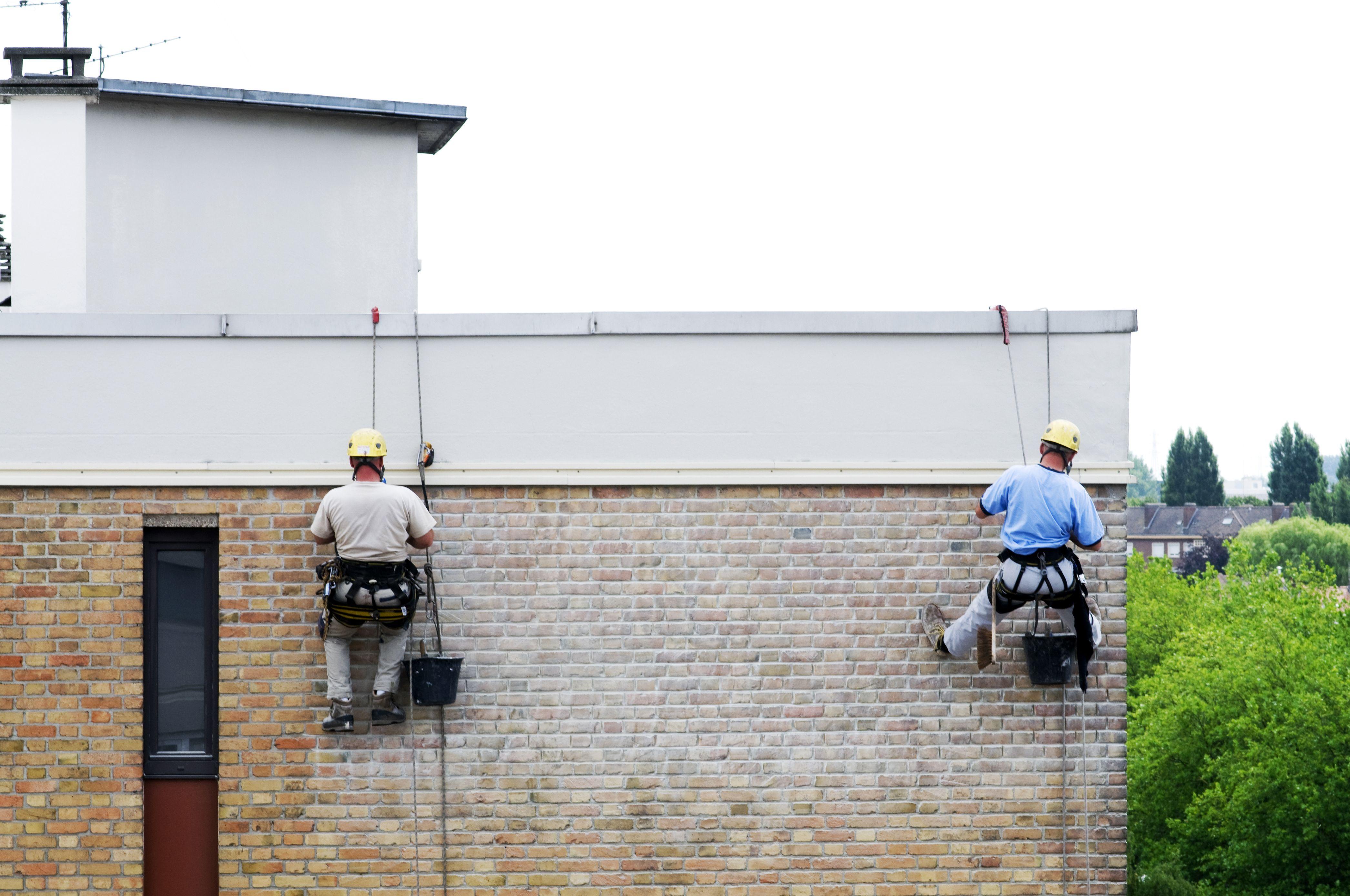 Trabajos verticales: Servicios de Terravalencia