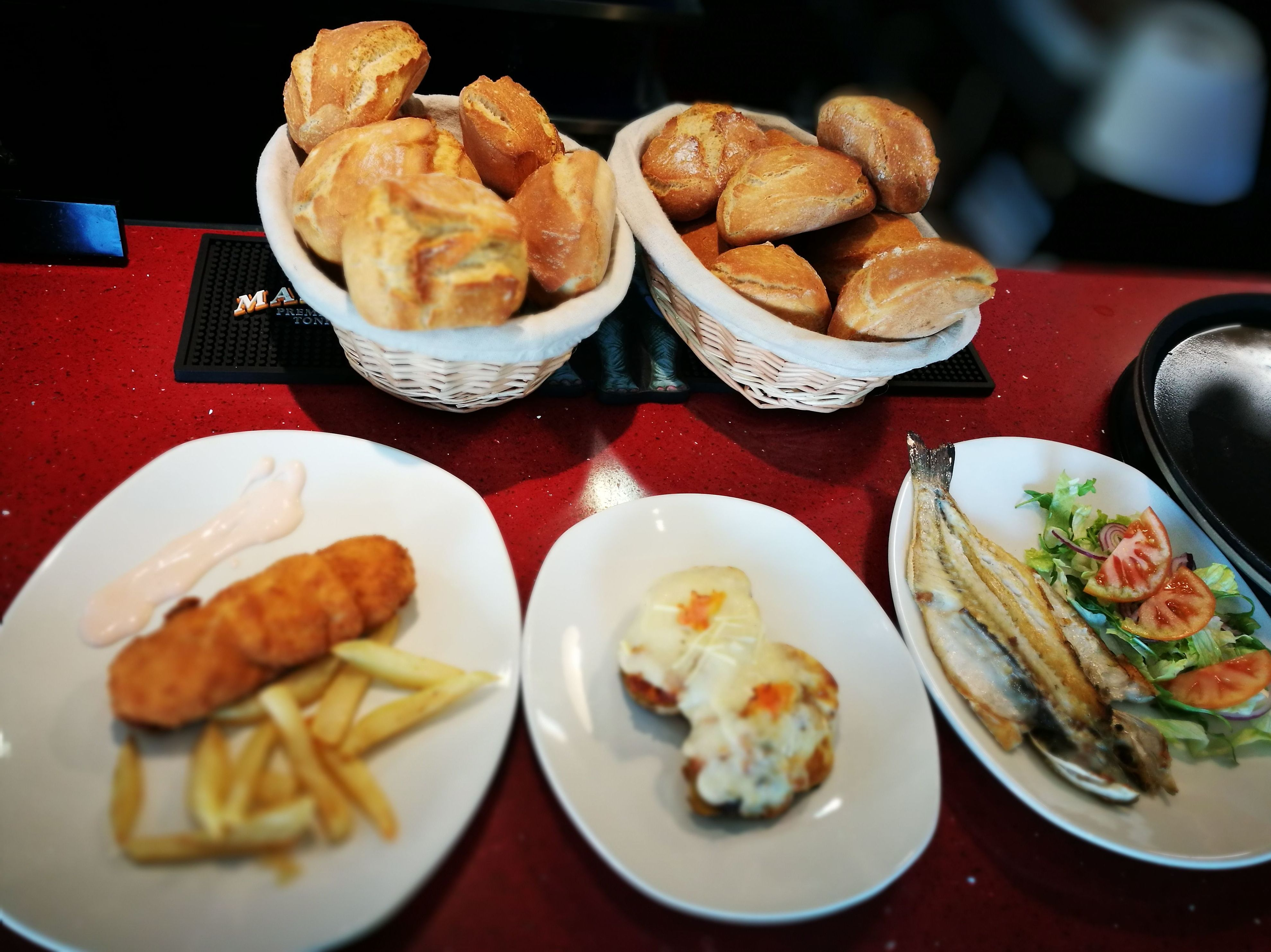 Restaurante Doña Elena en Las Tablas menú del día