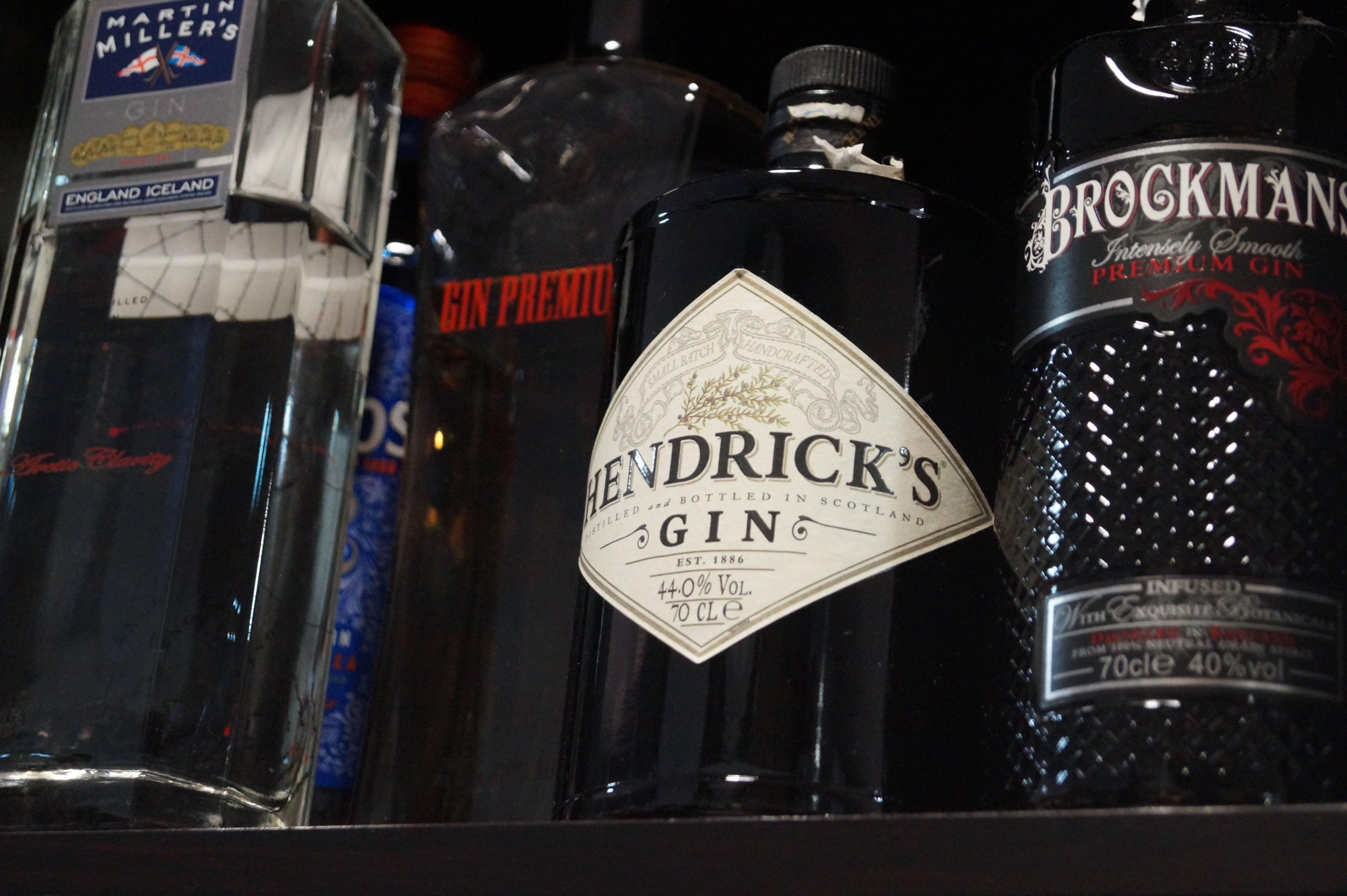 gin tonic´s