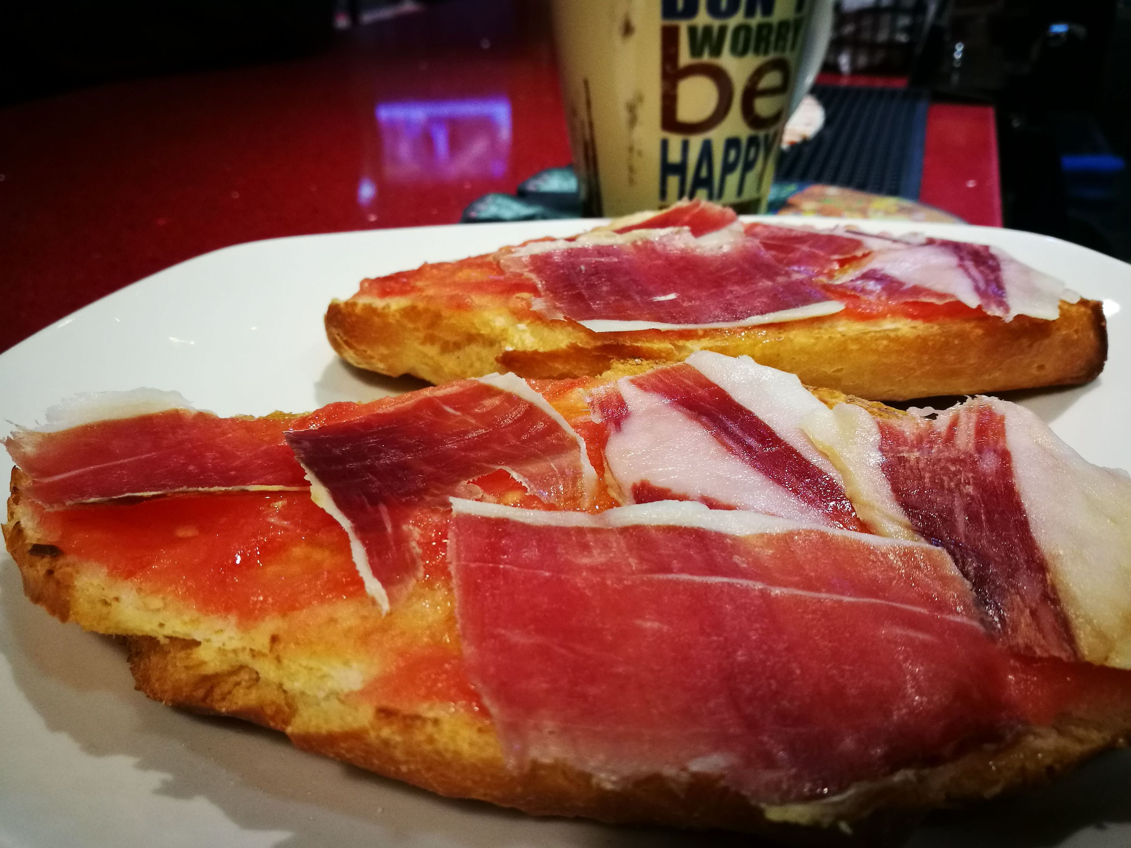 Desayuno en Doña Elena en Las Tablas