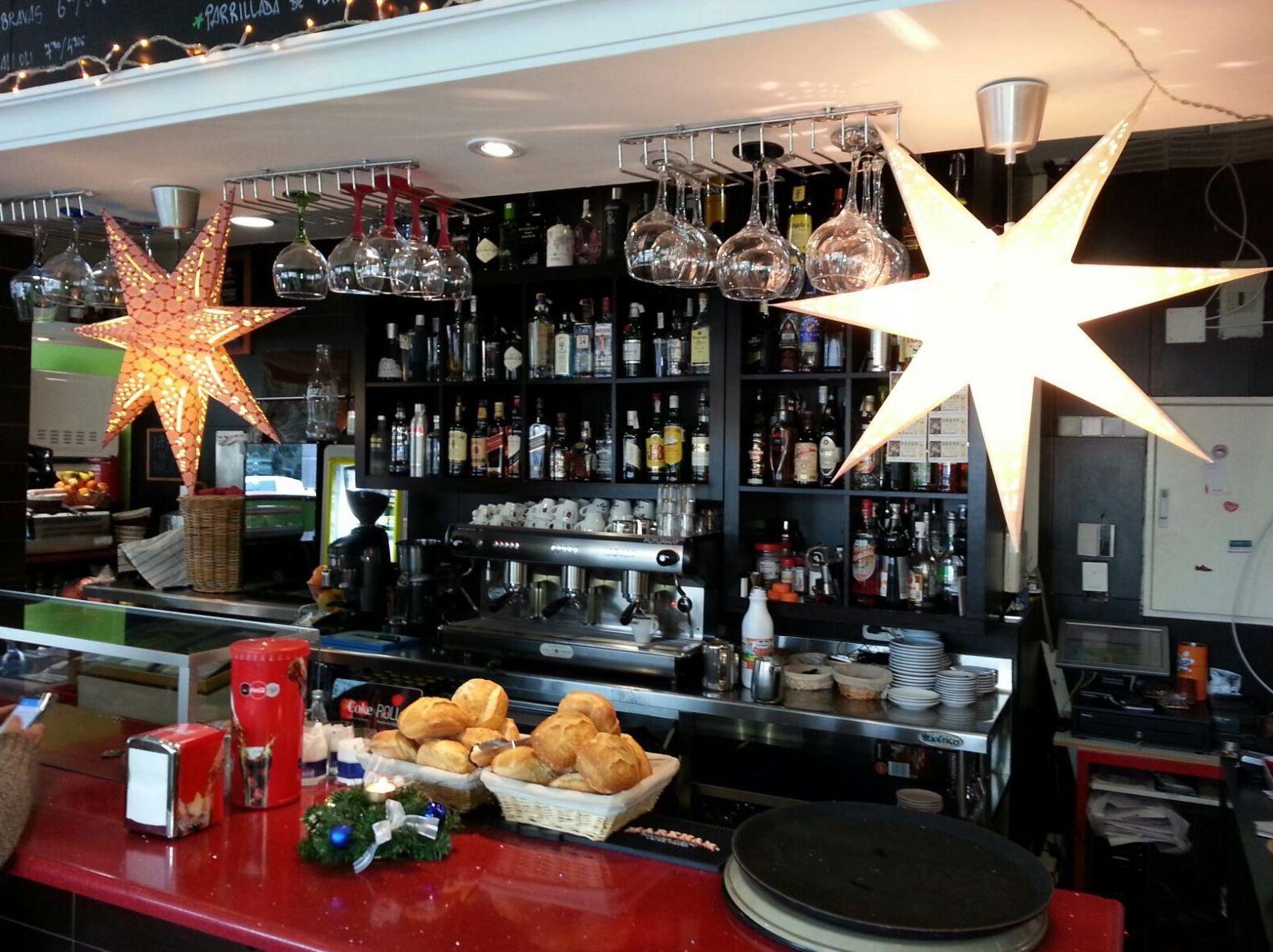 Bar Restaurante Doña Elena, cocina tradicional