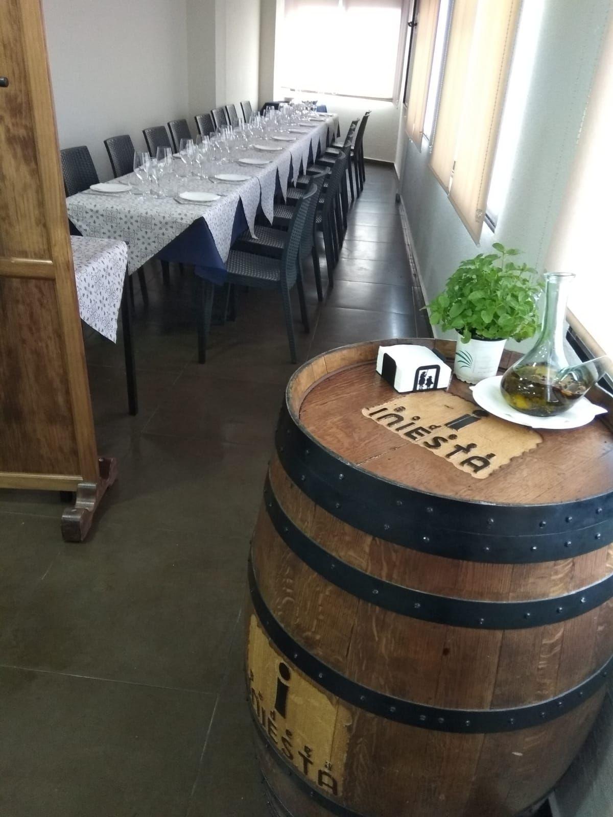 Bar asador con comidas caseras en Albacete