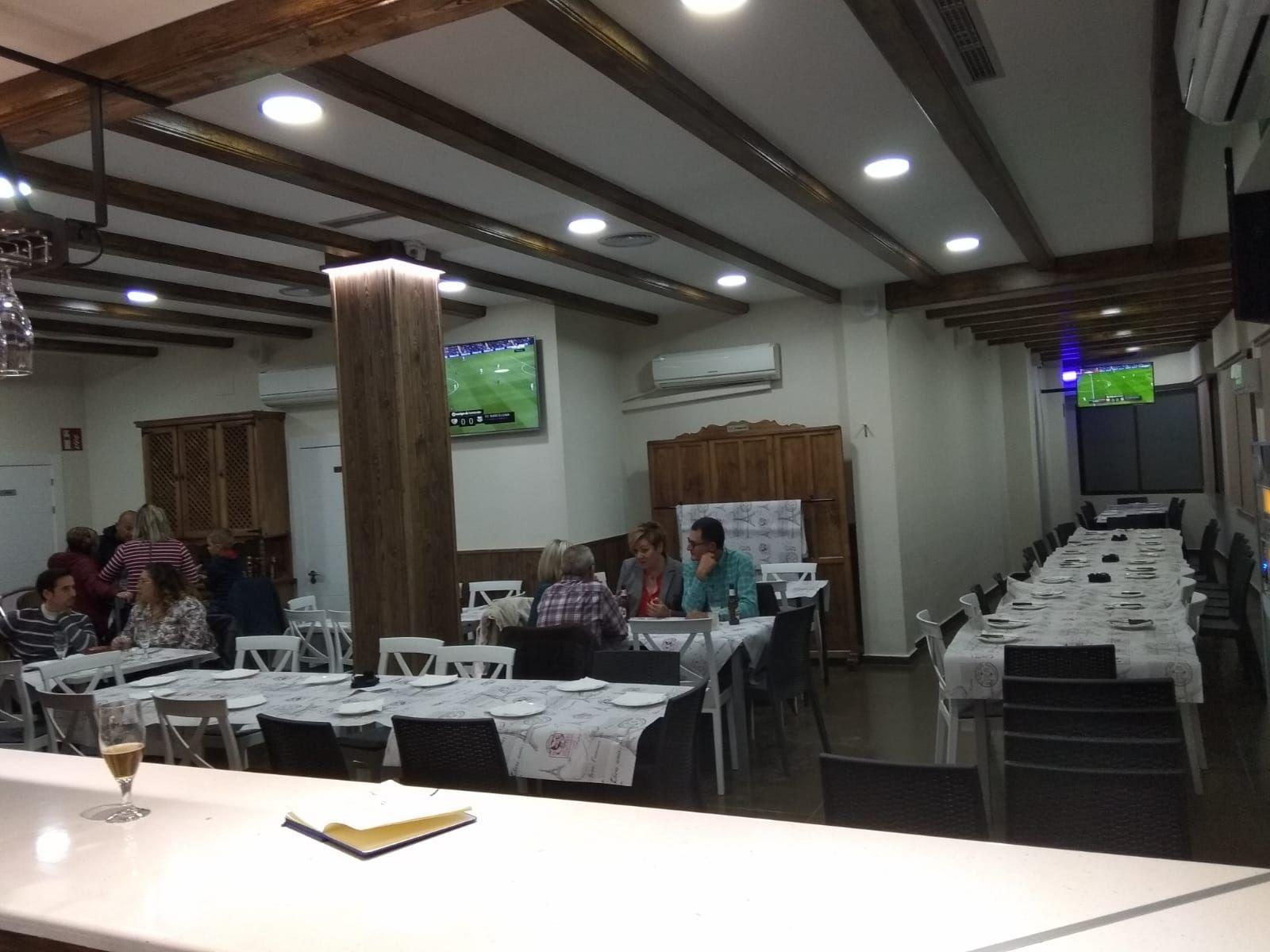 Restaurante con comidas caseras en Albacete